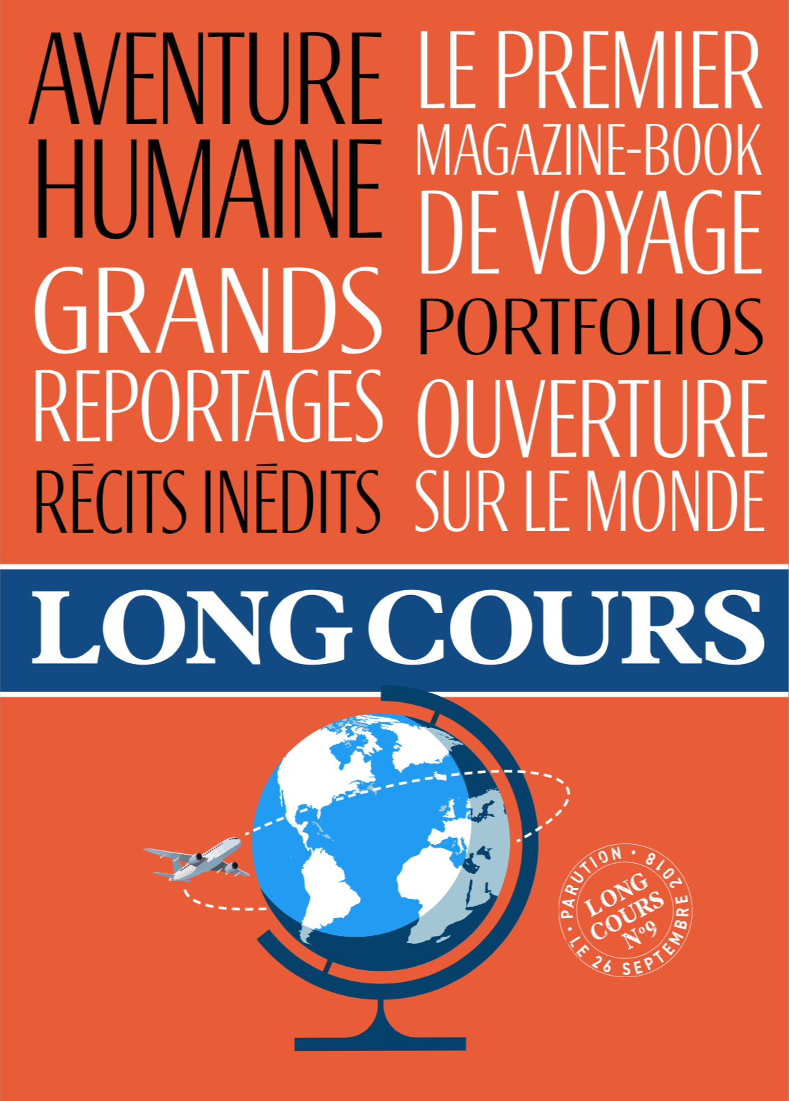 ouverture longcours orange