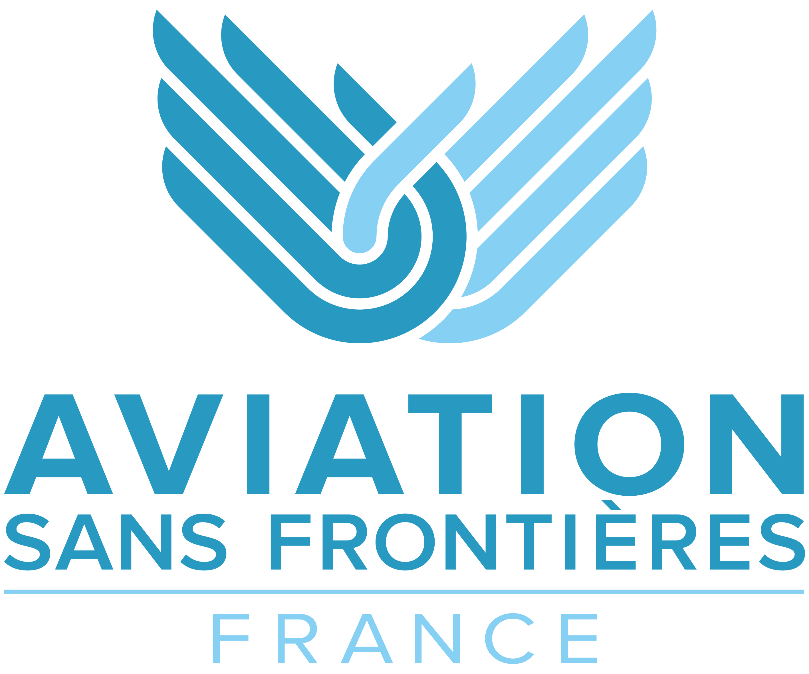 logo aviation sans frontiere